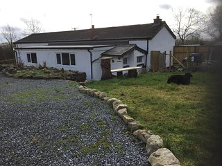 Pen-y-Graig Holiday Cottage, on the edge of the Brecon Beacons National Park