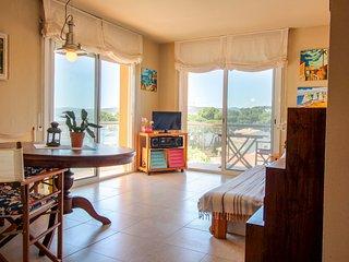 Apartamento frente al mar con terraza Ref.241962
