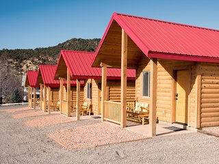T Lazy 7 Ranch Cabins #2