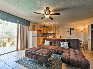 NEW! Palm Desert Apt w/ Hotel Amenities & Pool!