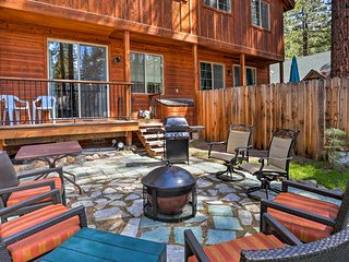 NEW! Kings Beach Townhome 4 Blocks From Lake Tahoe