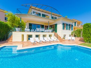 VILLA ARABELLA - Villa for 12 people in Son Xigala - Palma de Mallorca
