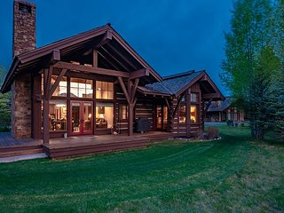 Western Star Cabin - Jackson Hole at it's Best!