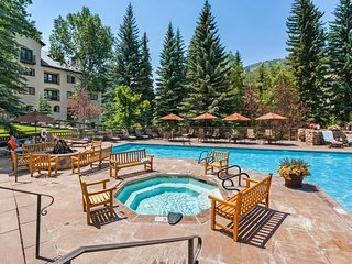 Ski-in/ski-out condo in Beaver Creek village - Penthouse at The Charter