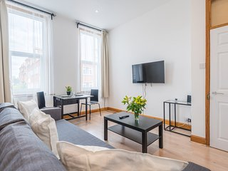 Stunning West Kensington Home by Olympia London