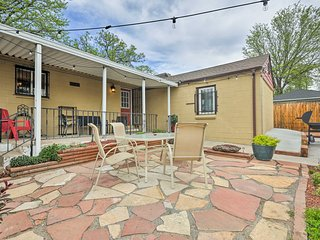 NEW! Denver Home w/Yard - 1 Block from Light Rail!