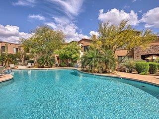 NEW! Scottsdale Townhome w/Golf Club, Pool Access