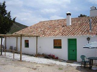 Hutte fur 2 Personen in alte Andalusischer Landhaus mit Schwimmbad