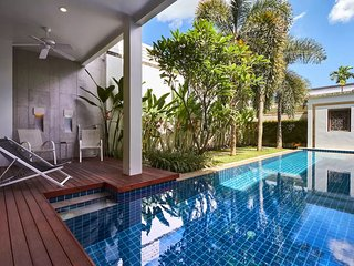 4 Bedroom Bangtao Villa