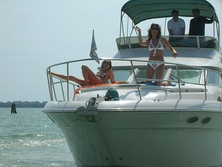 PERFECT BOAT FOR ROMANTIC CRUISES IN VENEZIA LAGOON