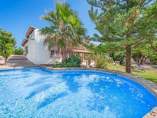 2 bedroom Villa in es Barcarès, Balearic Islands, Spain : ref 5334614