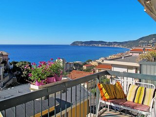 1 bedroom Apartment in Alassio, Liguria, Italy : ref 5443836