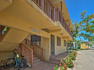Seaside Culebra Condo - Walk to Beach & Town!
