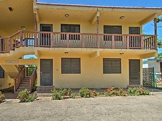 Culebra Neighborhood Condo - Walk to Beach & Town!