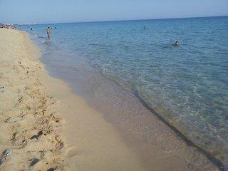 Villa indipendente vicino al mare Ionio vicino Punta Prosciutto e Torre Colimena