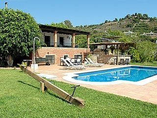 4 bedroom Villa in Nerja, Andalusia, Spain : ref 5455178
