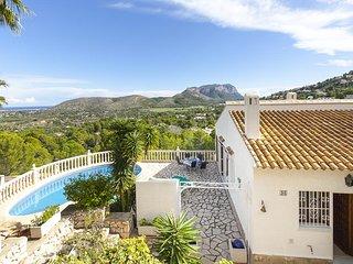 3 bedroom Villa in Denia, Valencia, Spain : ref 5486450