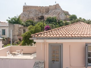 Acropolis View Lodge in Plaka by JJ Hospitality