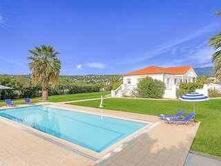 3 bedroom Villa in Kaligata, Ionian Islands, Greece : ref 5334437