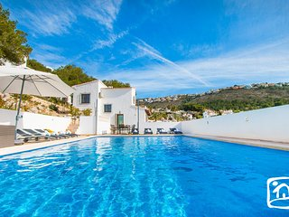 4 bedroom Villa in Moraira, Valencia, Spain : ref 5401513