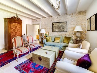 Saint-Front Villa Sleeps 8 with Pool - 5364748