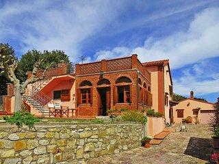3 bedroom Villa in Rosignano Marittimo, Tuscany, Italy : ref 5446537