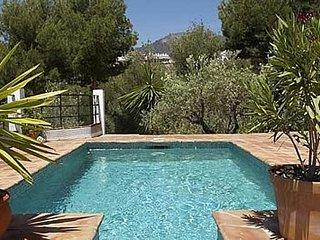 2 bedroom Villa in Nerja, Andalusia, Spain : ref 5454995