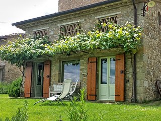 2 bedroom Apartment in Anghiari, Tuscany, Italy : ref 5242170