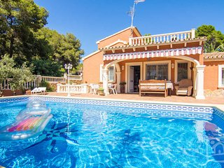 4 bedroom Villa in Moraira, Valencia, Spain : ref 5405307