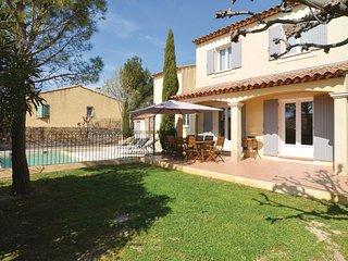 4 bedroom Villa in Pelissanne, Provence-Alpes-Cote d'Azur, France : ref 5576615