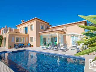 3 bedroom Villa in Benissa, Valencia, Spain : ref 5401455
