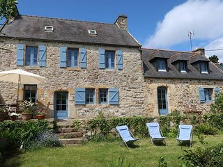 4 bedroom Villa in Crozon, Brittany, France : ref 5438114