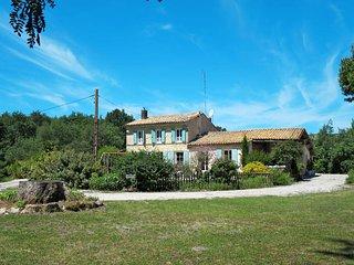 3 bedroom Villa in Naujac-sur-Mer, Nouvelle-Aquitaine, France : ref 5435007