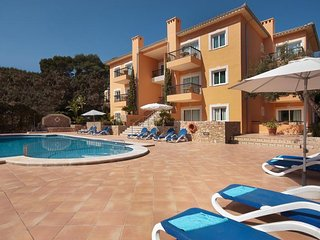 2 bedroom Apartment in Cala San Vicente, Balearic Islands, Spain : ref 5505204