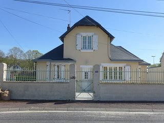 3 bedroom Villa in Dives-sur-Mer, Normandy, France : ref 5700011