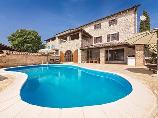 4 bedroom Villa in Musalez, Istria, Croatia : ref 5605451
