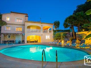 5 bedroom Villa in La Fustera, Valencia, Spain : ref 5606795