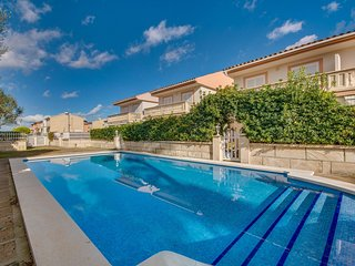 3 bedroom Villa in Playa de Muro, Balearic Islands, Spain : ref 5576825
