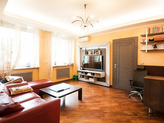 Modern apartment near Luzhniki Stadium!