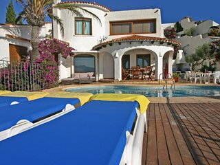 3 bedroom Villa in Rada de Moraira, Valencia, Spain : ref 5568476