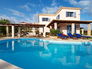 3 bedroom Villa in Kleísmata, Ionian Islands, Greece : ref 5473241