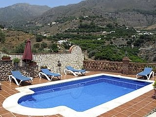 3 bedroom Villa in Frigiliana, Andalusia, Spain : ref 5455150