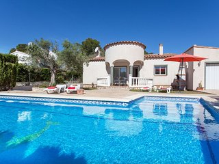 4 bedroom Villa in Las Tres Cales, Catalonia, Spain : ref 5557411