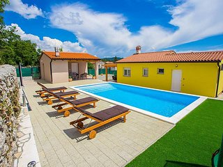 2 bedroom Villa in Vinez, Istria, Croatia : ref 5626347