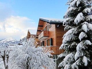 3 bedroom Apartment in La Chapelle-d'Abondance, Auvergne-Rhone-Alpes, France : r