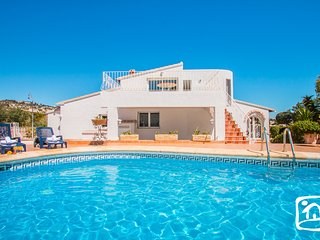 5 bedroom Villa in La Fustera, Valencia, Spain : ref 5401567