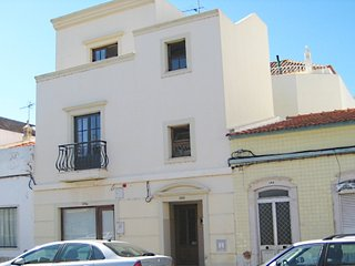 TV-15 - T-2 furnished apartment in the center of Tavira, with air conditioning