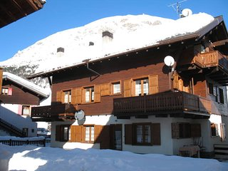 2 bedroom Apartment in Livigno, Lombardy, Italy : ref 5448038