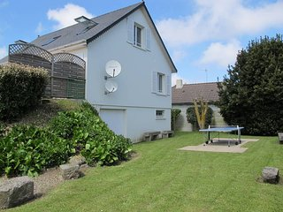 4 bedroom Villa in Reville, Normandy, France : ref 5442030