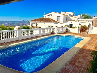 4 bedroom Villa in Mijas, Andalusia, Spain : ref 5580874